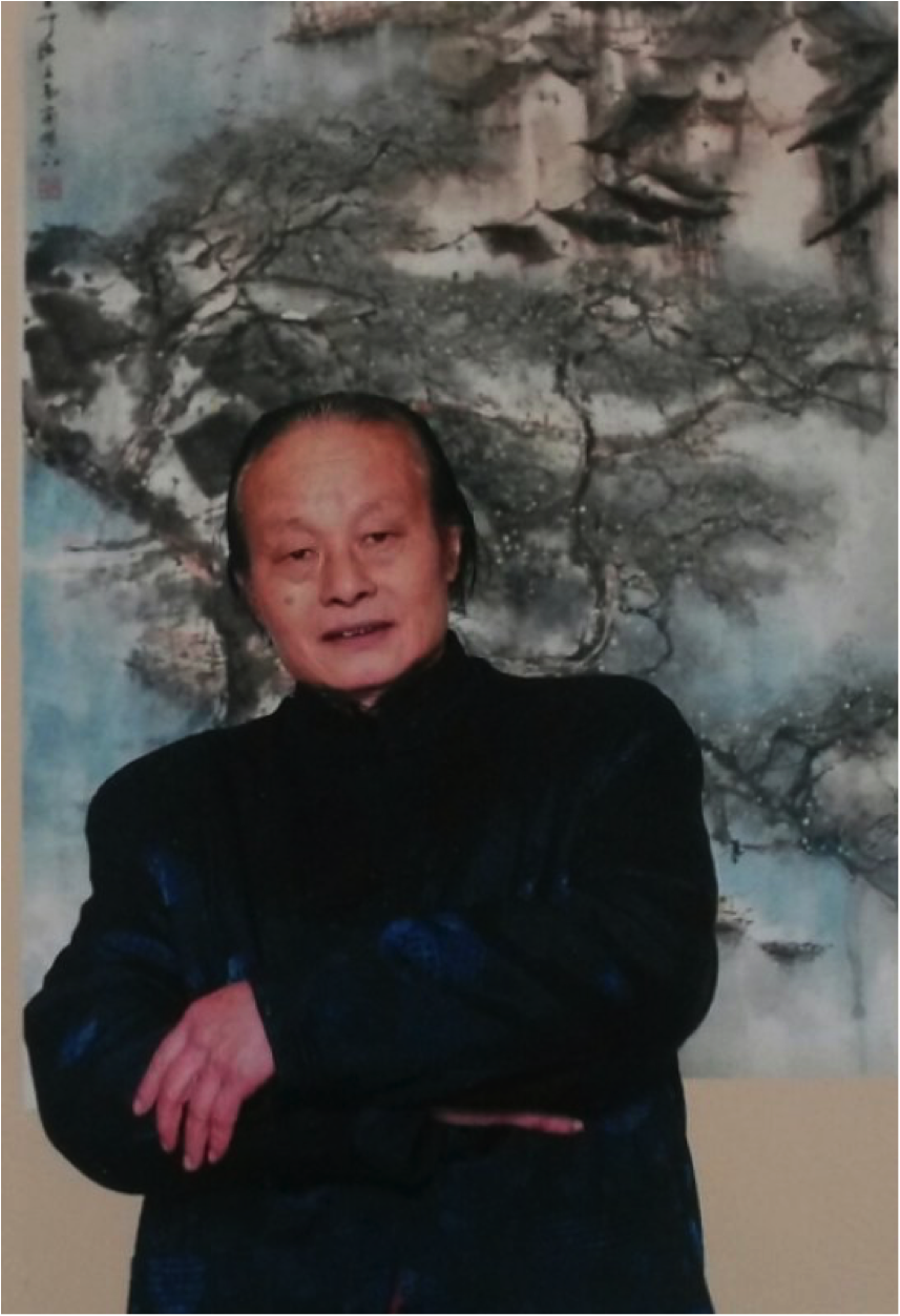 Qiubao Wand Lebenslauf